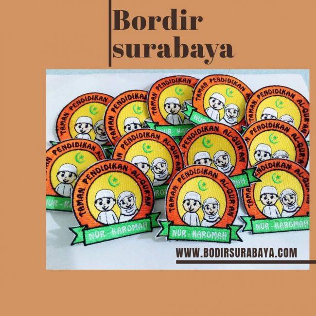 BORDIR SURABAYA TIMUR TERMURAH 0813.3314.0004