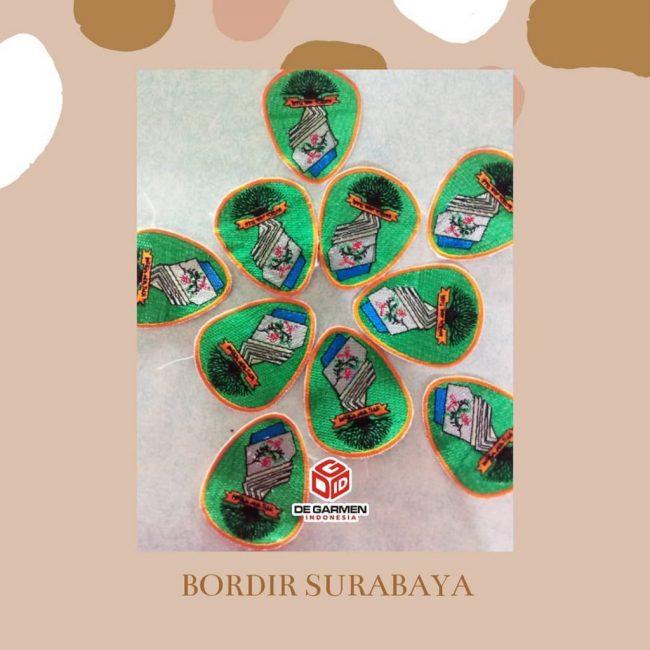 BORDIR SURABAYA TERMURAH 0813.3314.0004