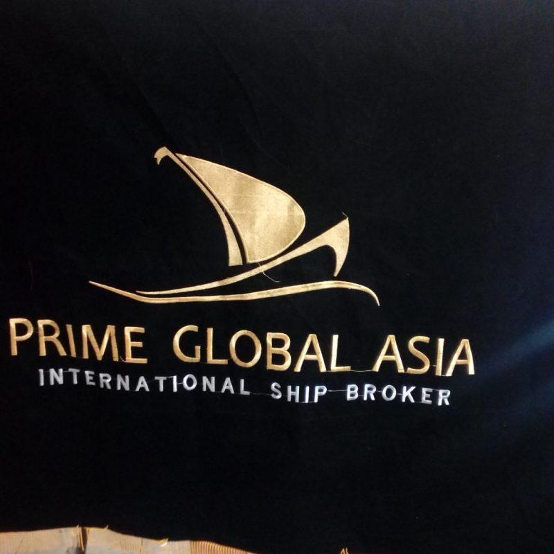 Surabaya Pembuatan Bordir Bendera Pataka Terbaik 0822.4425.1122