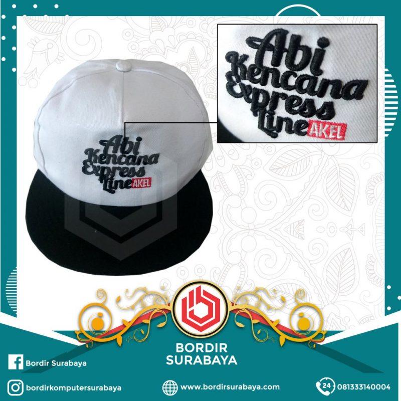 Tempat Bordir Topi Di Surabaya Terbaik 0822.4425.1122